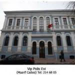 Edirne-Polis-Evi-Vip