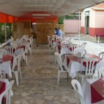 Kırşehir-Polis-Evi-Bahçe-Restoran
