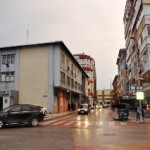 Kocaeli-Polis-Evi-Cadde