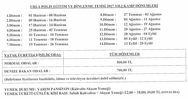 Urla-polis-kampi-2017-fiyatlari