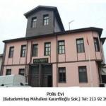 Edirne-Polis-Evi-Bina